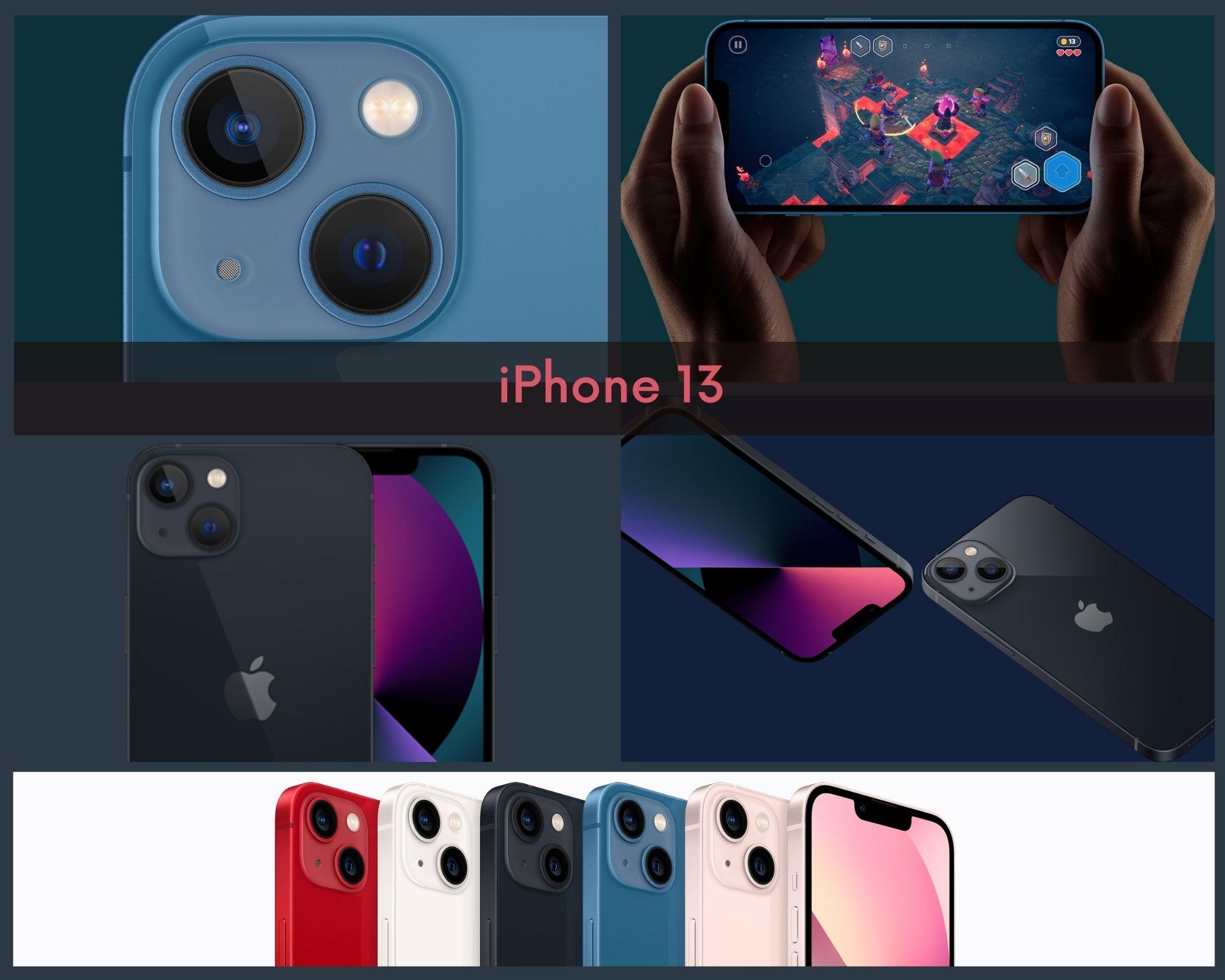 Apple iPhone 13. Ofertas, Descuentos, Cupones y Promociones para comprarlo aún más barato
