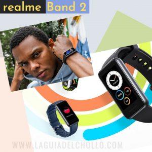 Compra Ya la RealMe Band 2 con el mejor precio online antes del black friday