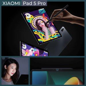 Compra Ya la Xiaomi Pad 5 Pro, La tablet Chollo de 2021 al mejor precio antes del black friday
