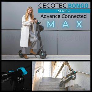 COMPRA Ya el Patinete Bongo Serie A dvance Connected Max con el Mejor PRecio online antes del Black Friday